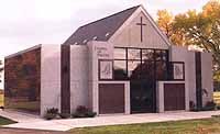 Chapel of Prayer Mausoleum