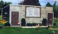 Resurrection Mausoleum